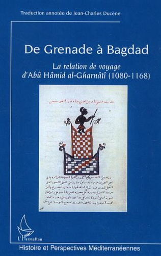 Couverture De Grenade à Bagdad