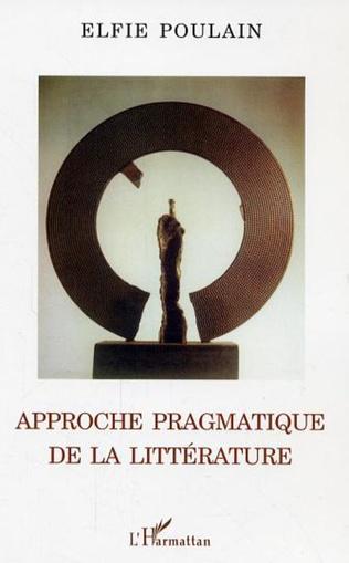 Couverture Approche pragmatique de la littérature