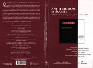 Couverture Antiterrorisme et Société