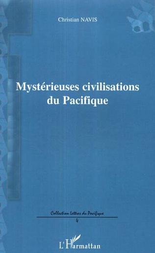 Couverture Mystérieuses civilisations du Pacifique