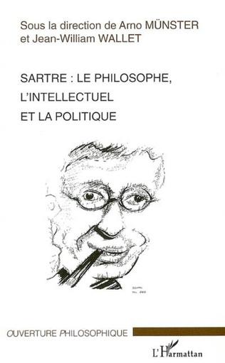 Couverture Sartre