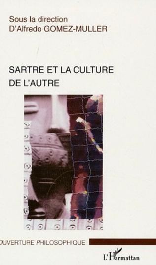 Couverture Sartre et la culture de l'autre