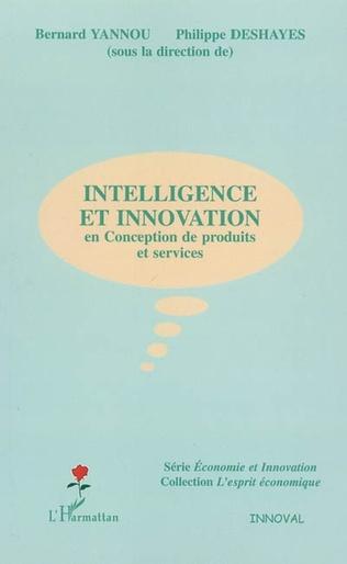 Couverture Intelligence et innovation