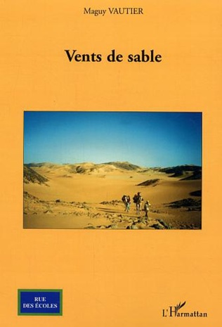 Couverture Vents de sable