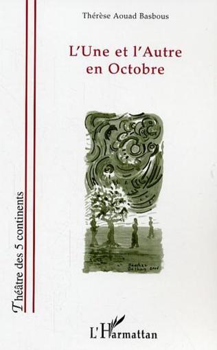 Couverture L'Une et l'Autre en Octobre