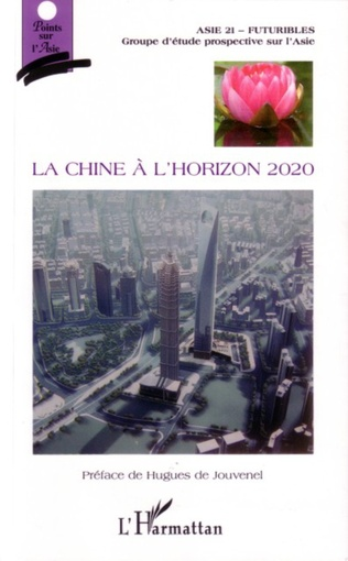 Couverture La Chine à l'horizon 2020