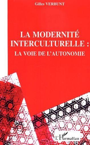 Couverture La modernité interculturelle