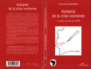 Couverture Autopsie de la crise ivoirienne