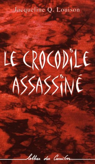 Couverture Le crocodile assassiné