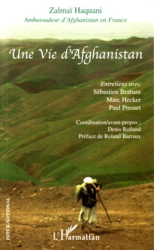 Couverture Souvenirs d'un étudiant afghan en France 1966-1978