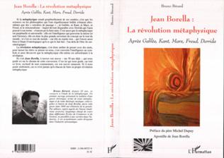 Couverture Jean Borella : la révolution métaphysique