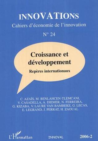 Couverture Croissance et développement