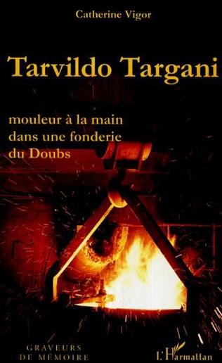 Couverture Tarvildo Targani