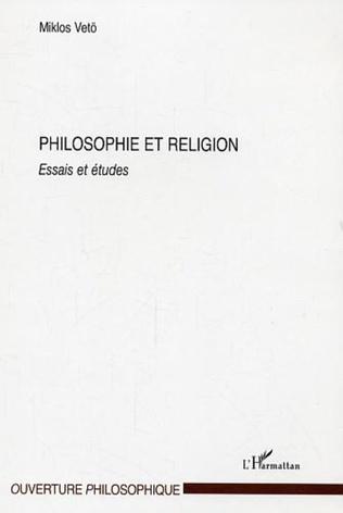 Couverture Philosophie et religion