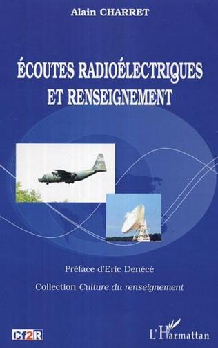 Couverture Ecoutes radioélectriques et renseignement
