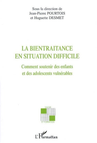 Couverture La bientraitance en situation difficile