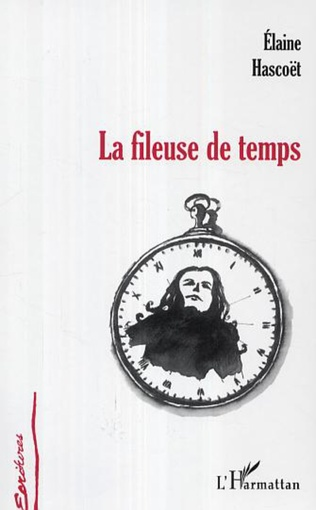 Couverture La fileuse de temps