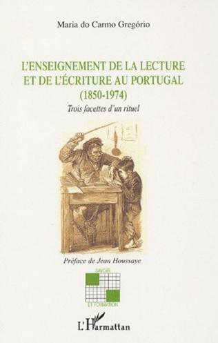 Couverture L'enseignement de la lecture et de l'écriture au Portugal