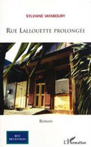 Couverture Rue Lallouette prolongée