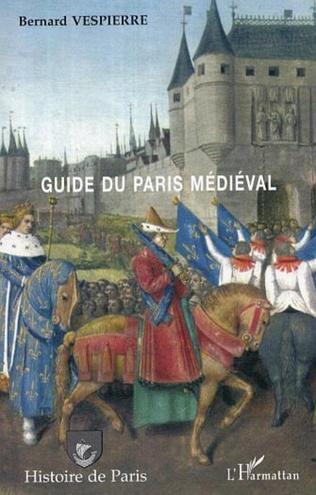 Couverture Guide du Paris médiéval