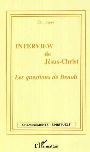 Couverture Interview de Jésus-Christ