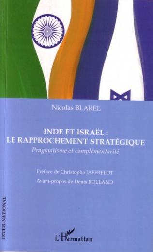 Couverture Inde et Israël : Le rapprochement stratégique