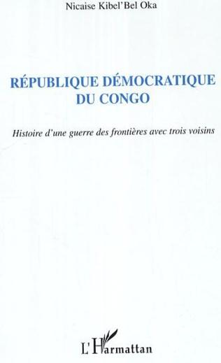 Couverture République Démocratique du Congo
