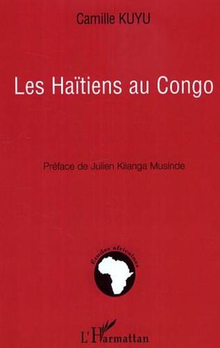Couverture Les Haïtiens au Congo