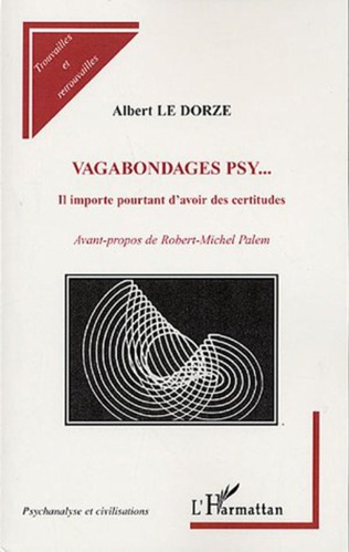 Couverture Vagabondages psy...