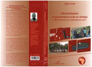 Couverture Décentralisation et gouvernance locale au Sénégal