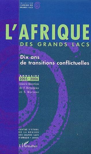 Couverture Annuaire 2005-2006