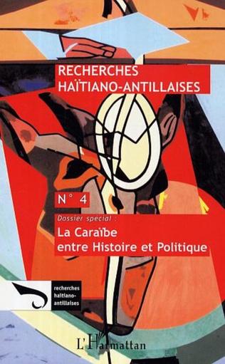 Couverture La Caraïbe entre Histoire et Politique