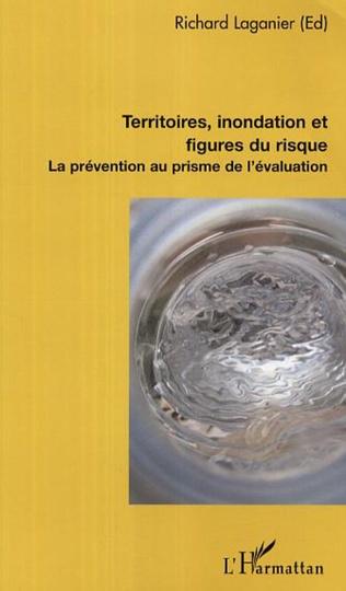 Couverture Territoires, inondation et figures du risque