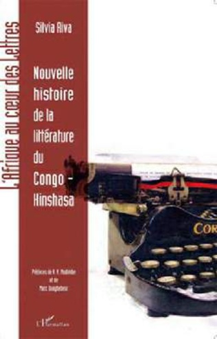 Couverture Nouvelle histoire de la littérature du Congo-Kinshasa