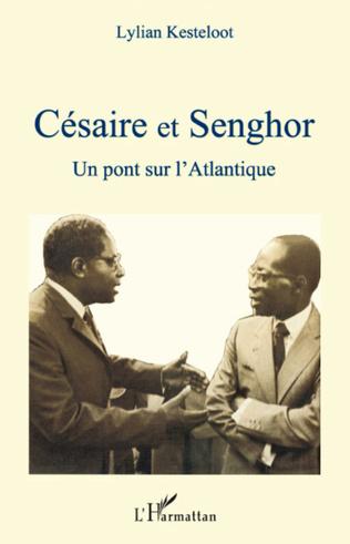 Couverture Césaire et Senghor