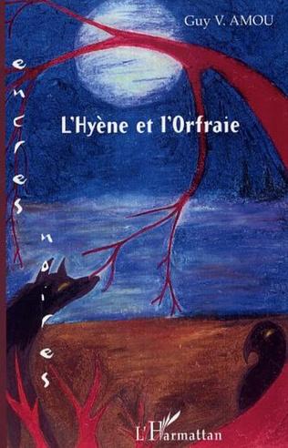 Couverture L'hyène et l'Orfraie