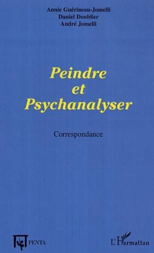 Couverture Peindre et psychanalyser
