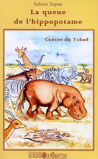 Couverture La queue de l'hippopotame
