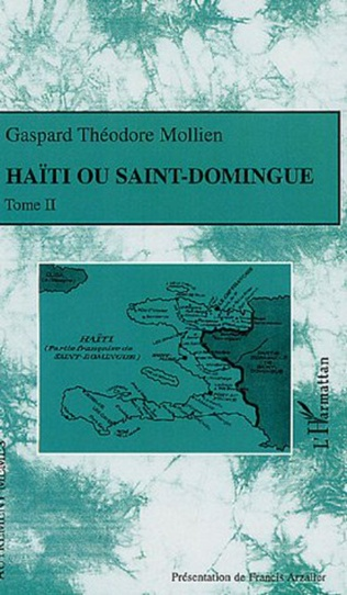 Couverture Haïti ou Saint-Domingue