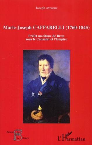 Couverture Marie-Joseph Caffarelli (1760-1845)