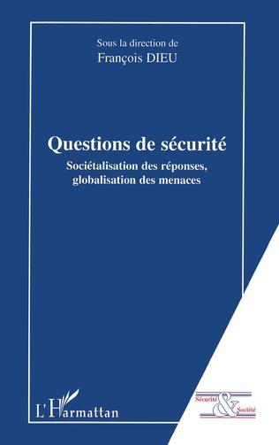 Couverture Questions de sécurité
