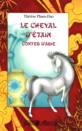 Couverture Le cheval d'étain