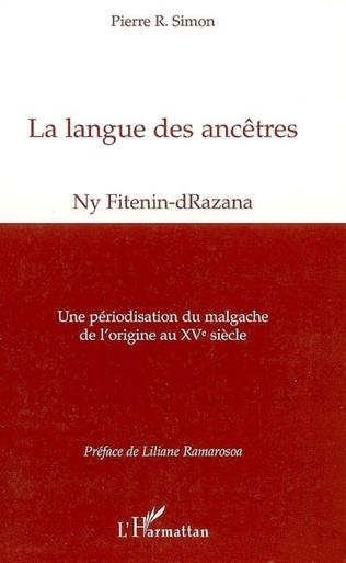 Couverture La langue des ancêtres
