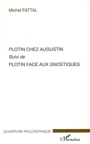 Couverture Plotin chez Augustin