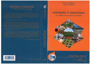 Couverture Agronomes et innovations
