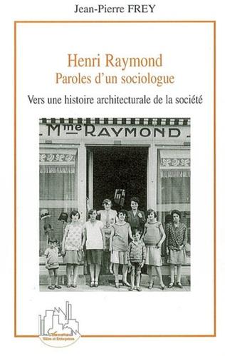 Couverture Henri Raymond