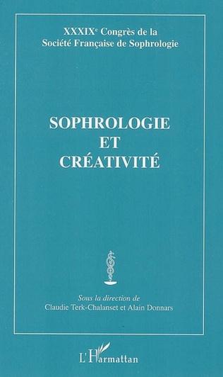Couverture Sophrologie et créativité