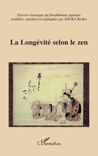 Couverture La longévité selon le zen