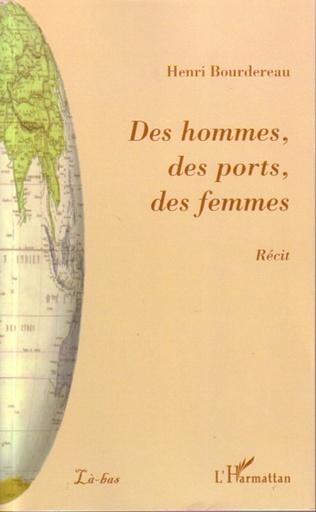 Couverture Des hommes, des ports, des femmes