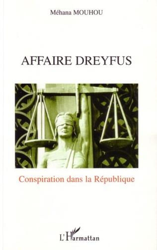 Couverture Affaire Dreyfus